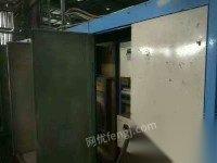 急转2010年常州产门幅2.4米/9箱定型机