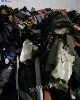 高价收购库存皮料.布料,五金,拉链,织带,松紧,辅料等