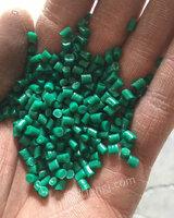 出售绿色拉丝造粒,无填充。适合渔丝网,工程网丝。月