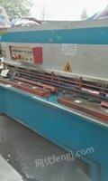 急售4×2500液压剪板机