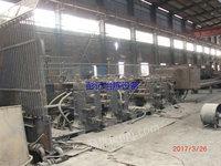 出售二手550全连轧螺纹钢生产线
