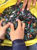 回收大量低压pe杂色料