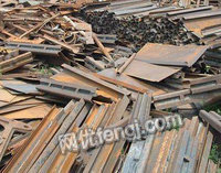 长期高价回收钢板、利用材