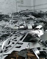 回收廣州大量廢不繡鋼