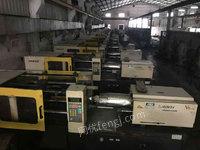 出售注塑机震德80吨,产量泵,16台在位出售