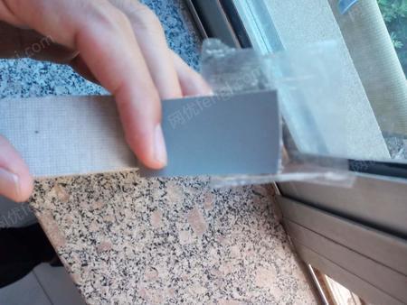 内饰件公司采购1台PVC薄的汽车垫脚包边条切割机(加工产品看图片)