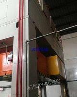 出售:徐州产315吨框架液压机