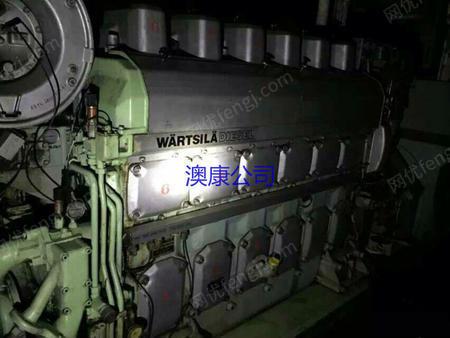 长安低价出租1200KW柴油发电机