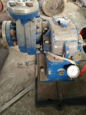化工厂处理2台15KW小流量特种泵