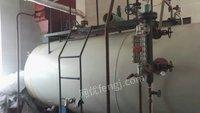 售:扬州正宇2013年8月1吨10公斤燃气蒸汽锅炉