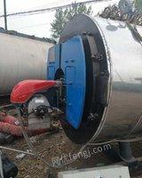 出售燃油(气)蒸汽锅炉