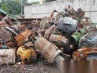 高价回收废铁废铜铝合金废旧金属机械设备等