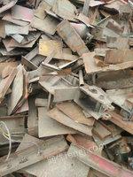 出售大量废钢铁,有意者联系