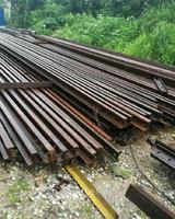 长期收购38/43钢轨、18/20工字钢