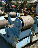 出售华联产,承重150吨焊接滚轮架一台,全胶轮