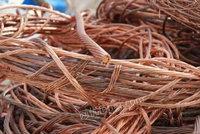 长期回收废铜线