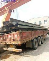 亚起新货源,出售一批钢梁300×400×12000,货在亚起厂内,成色新,厂家直销。