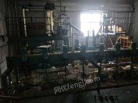 新型纤维制造有限公司出售氨纶生产线设备