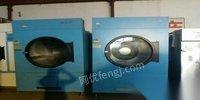 9成新上海恒协石油干洗设备一套转让:石油二手干洗机,二手烘干机