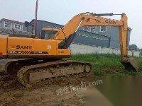 三一重工sy215-8挖掘机(急售三一215挖掘机)