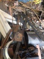 转卖废旧钢材边角料