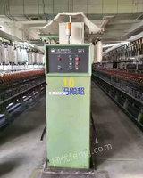 出售507细纱机14台08年480锭上海产,