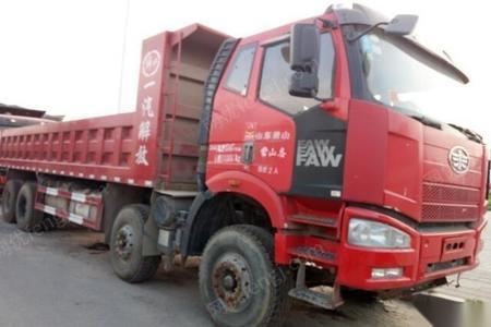 供应二手一台解放前四后八货车 重庆渝北
