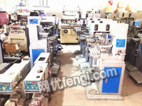 处置积压移印机、丝印机、流水线、烤箱、烫金机、热转印机