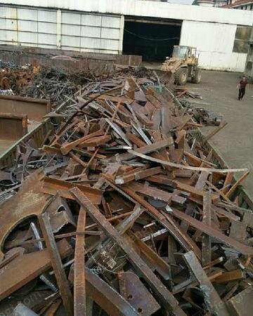 大量回收废钢重废