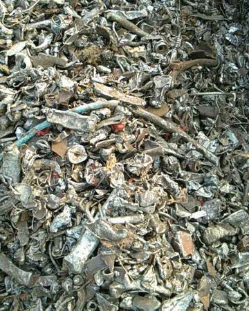 收购大量废钢破碎料