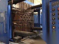 处理旧厂家日钢650eii压铸机,新机1300万,现低价