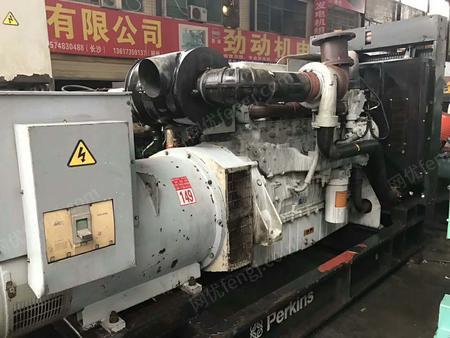 出售帕金斯300kw发电机