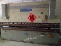 出售北京产w67Y-100Tx4米折弯机