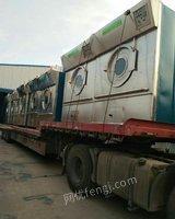 北京低价出售二手水洗设备3O0磅节能快速烘干机
