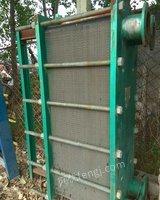 低价出售二手板式换热器