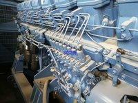 二手1600千瓦三菱重工发电机组出售