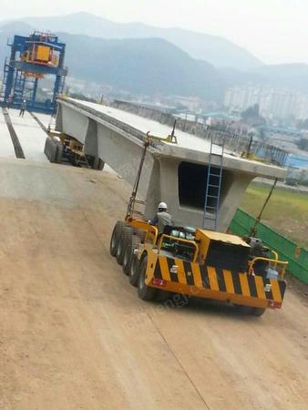 出租120T-400T桥梁运输车