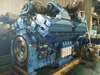 出售二手康明斯发动机.QSK60------2400马力