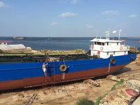 低价出售污油回收船