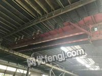 出售单梁3吨22米2台.5吨22米2台 10吨22米10台.10吨25米8台双梁.10吨22米4台.10吨25米4台.20/5吨25米4