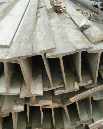 新疆回收钢材工字钢角钢槽钢,钢筋,钢板,角钢等