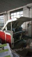 2015年上海工欣1300半自动裱纸机出售