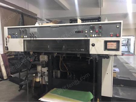 2000年小森L-640标配印刷机出售