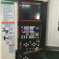 市场库存[华奥】二手日本马扎克e-800v5卧式加工中心