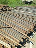 求购大量废旧钢材、螺纹钢、盘螺