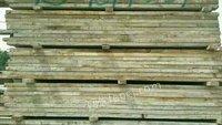 收购大量工地旧木方
