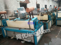 市场库存二手翻转式水箱拉丝机