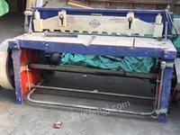 现货库存3×1.5米机械剪板机