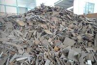 高价回收废铜铝铁、钢材