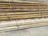 出售常年收售大量工字钢架子管等一切建筑材料
